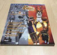 Pacers vs Lakers Complete Coverage Commemorative Edition NBA Finals2000 Magazine