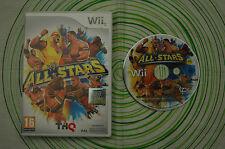 Wwe all stars Nintendo wii