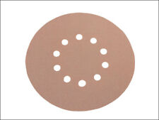 Flex FLX348511 ponçage papier Velcro Backing Round To Suit WST-700VP 80 Grit 25p...