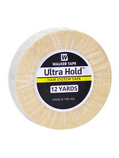 """Walker Tape Ultra Hold Hair Tape Adhesive 1/2"""" x 12yds - Wig, Toupee, Hairpiece"""