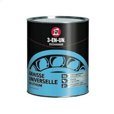 Wd-40 3-en-un graisse Universelle au Lithium 1 kg