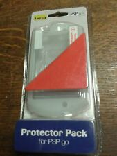 SONY PSP * PSP GO Logic 3 * PSP PROTECTOR PACK - Silcone Case * New Boxed *