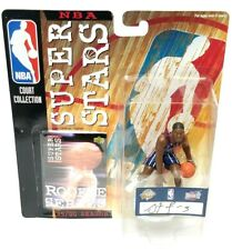 Steve Francis 99/00 NBA Super Stars Court Collection Rookie Series Mattel SIGNED
