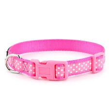 Wholesale Dog Collar and Matching Lead Set - Polka Dot  - Trade Dog Collars
