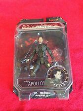 Battlestar Galactica Action Figure - Lee Adama Apollo ***Bran New In Box***