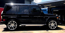 "22"" Wheels for G-Wagon G500 G550 G55 ""Concave"""