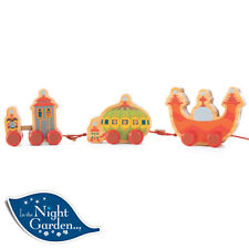In The Night Garden Wooden Pull Along Ninky Nonk Train Toy Playset