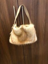 Sheepskin Handbag
