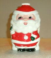 Vintage Ceramic Santa Planter Japan