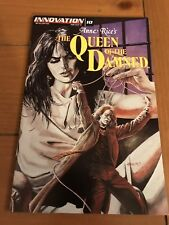 Anne Rice's Queen Of The Damned #10 (1993) Innovative Corporation
