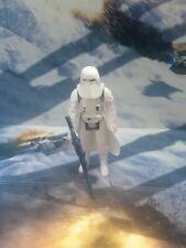 Vintage Star Wars Figure  Stormtrooper Hoth Battle Gear Snowtrooper Complete