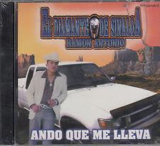 Ramon Antonio Ando Que Me Lleva Nuevo Sellado New