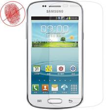 Pellicola per Samsung Galaxy Trend Duos II/ S7572, Anti-Impronte, proteggischerm