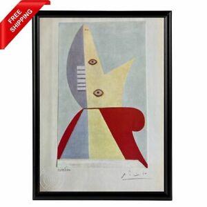 Pablo Picasso - Still Life, Original Hand Signed Print with COA