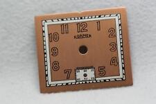 NOS ROAMER Orologio da polso con quadrante in Rame - 23 x 19.6 mm