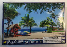 Tropical White Sand Beach, Thailand- Puzzlebug 500 Pieces Jigsaw Puzzle