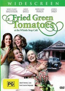 FRIED GREEN TOMATOES - KATHY BATES - WIDESCREEN NEW & SEALED DVD -