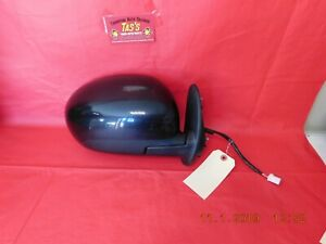 2009-2014 NISSAN CUBE RIGHT EXTERIOR POWER MIRROR BLACK OEM