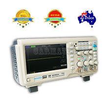"""GRATTEN GA1202CAL Digital Oscilloscope 200MHz 2CH 7"""" LCD 1G Sa/s Depth 40K USB"""