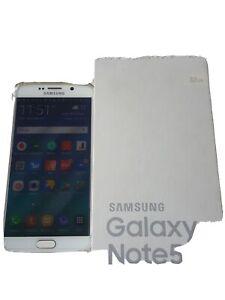 Samsung galaxy note 5 32gb Blanco