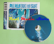 CD singolo Paul Weller Brand New Start CID 711 UK 1998 no lp mc(S19)