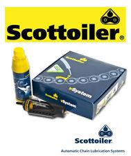 Zündapp KS 80 Sport LC 1984 Scottoiler V SYSTEM Original Universal Kit