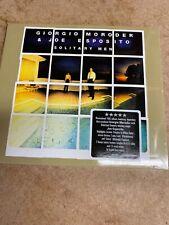 Giorgio Moroder & And Joe Esposito - Solitary Men (Digipak) (NEW CD) Ex Tracks
