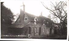 Ewshot near Farnham. The Old School by ASG.