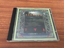 BLACK SABBATH Tyr CD 1990 RARE UK Early Press IOMMI 24 1070-2