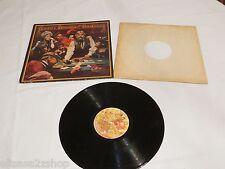 Kenny Rogers The Gambler poker R 142854 UAMARG LP Album RARE Record vinyl