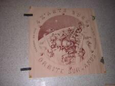 1966.affiche bal des 4 z'arts .R.de Beaune.72/72cm.curiosa
