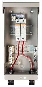 MidNite Solar MNPV2-MC4 Pre-Wired Combiner 2 Position 60A NEMA 3R