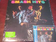 JIMI HENDRIX SMASH HITS ORIGINAL 180Gram NUMBERED MCA EDITION LP + JAPAN OBI CD