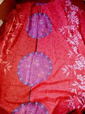 Bettüberwurf Tagesdecke im Ethnolook African Style 185x290cm braun-blau-zimt