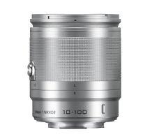 Nikon 1 NIKKOR VR 10-100 mm F/4.0-5.6 VR Objektiv (Silber)