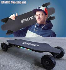 2000W Dual Motors  Adult Electric Skateboard 24 MPH  Off Road SUV Longboard