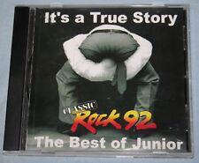 WKRR ROCK 92 FM Radio BEST OF JUNIOR Comedy CD North Carolina RARE