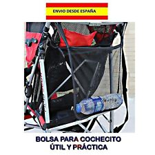 CARRITOS DE BEBE PASEOS BOLSA COCHECITOS COMPRAS BIBERONES PAÑALES JUGUETES NIÑO