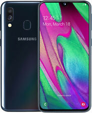 Samsung Galaxy A40 SM-A405F Double SIM Noir, Neuf Autres