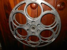 Vintage Goldberg Aluminum Movie Film Reel 35Mm Theater Drive In #4