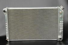 "KKS MOTORSPORTS 3 ROW ALUMINUM RADIATOR CADILLAC PONTIAC OLDS 30/"" WIDE CORE"