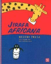Jirafa africana (A la Orilla del Viento) (Spanish Edition)-ExLibrary