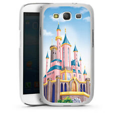 Samsung galaxy s3 housse portable Case Housse-Disney Castle