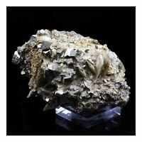 Siderit, Quarz, Pyrit. 356.0 ct. Mésage Mine, Vizille, Frankreich