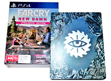 Far Cry New Dawn Steelbook Sony PS4 *Complete*