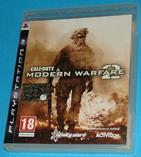 Call of Duty - Modern Warfare 2 - Sony Playstation 3 PS3 - PAL