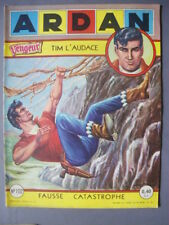 ► ARDAN - TIM L'AUDACE - ARTIMA -  N°102 - 1960 -  TBE