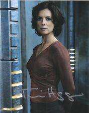Torri Higginson Stargate Atlantis Dr. Weir Autograph #3