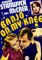 Banjo on My Knee (DVD) Barbara Stanwyck, Joel McCrea