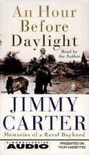 An Hour Before Daylight : Memories of a Rural Boyhood by Jimmy Carter (2001,...